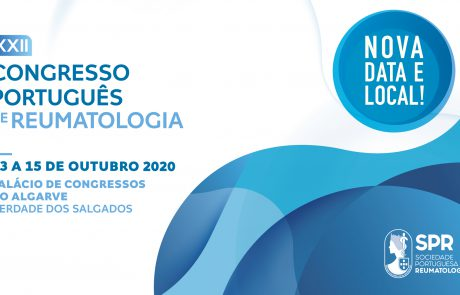 XXII Congresso Português de Reumatologia